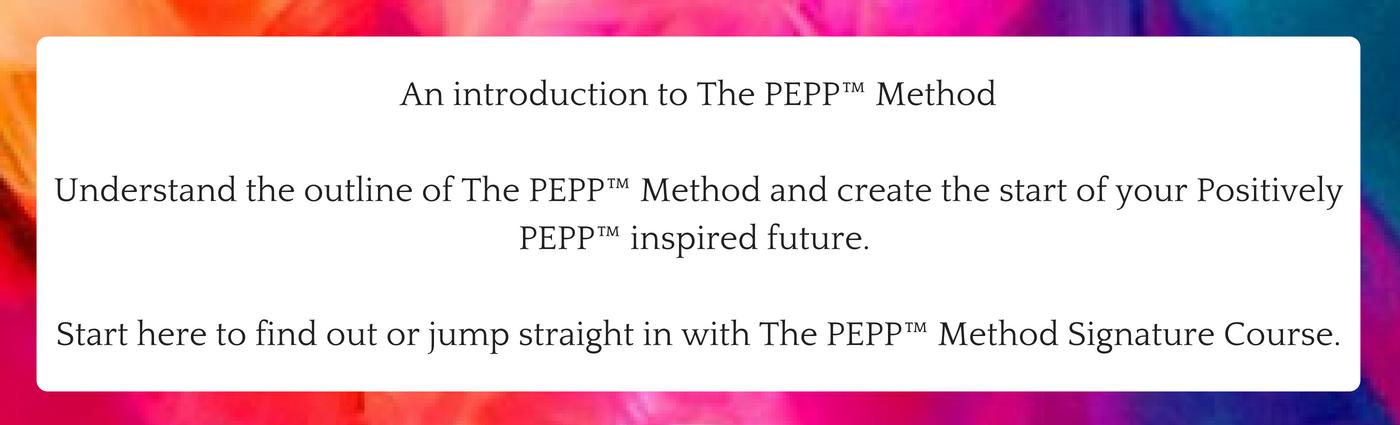Jennifer Barnfield - Introduction to The PEPP™ Method