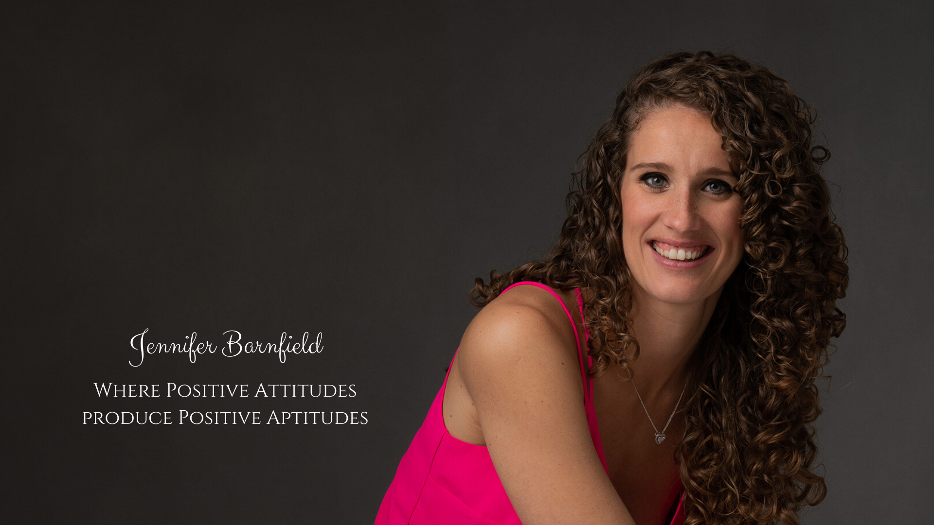 Jennifer Barnfield - The PEPP Method