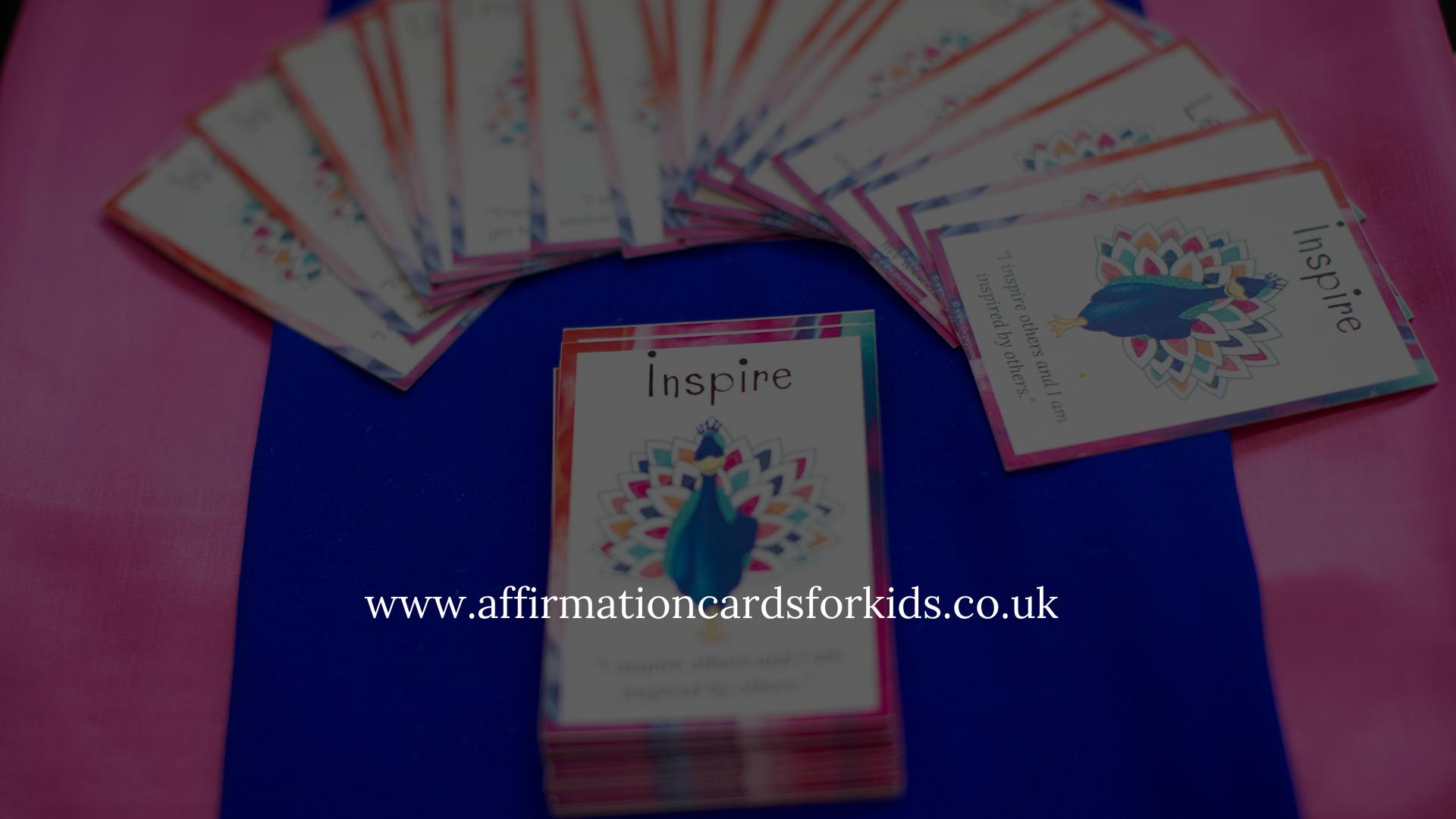 Affirmation Cards For Kids - Jennifer Barnfield - The PEPP Method