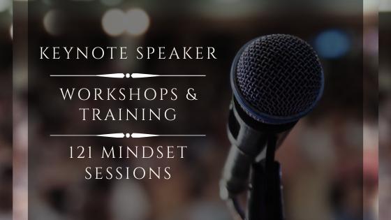 Mindset, Keynote, Training - Jennifer Barnfield