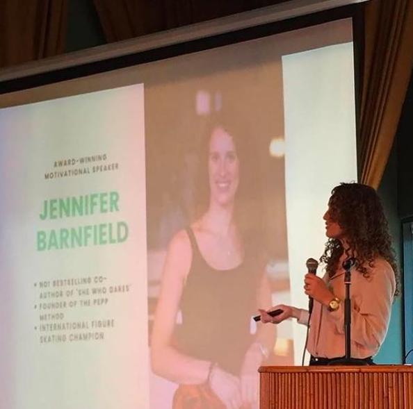 Keynote Speaker - Jennifer Barnfield