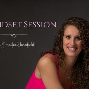 121 Mindset Session - Jennifer Barnfield